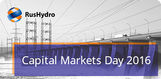 Capital markets day